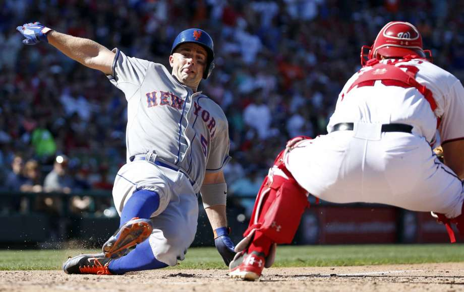 Cespedes Powers Mets over Nats