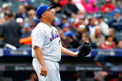 Bartolo's Gem Leads Mets Once Again