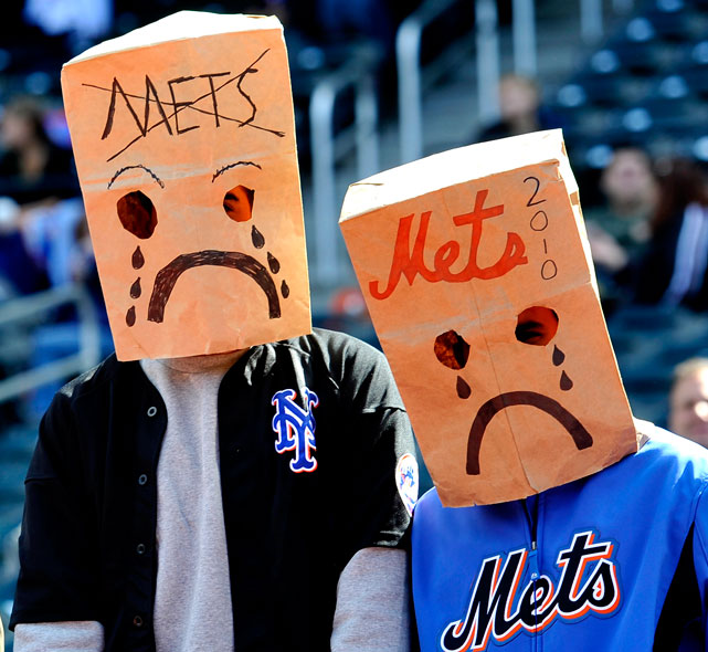 Analyzing the Mets Nightmare Start