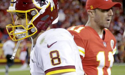 WHAT IN THE WORLD were the Redskins Thinking with the Alex Smith Trade?
