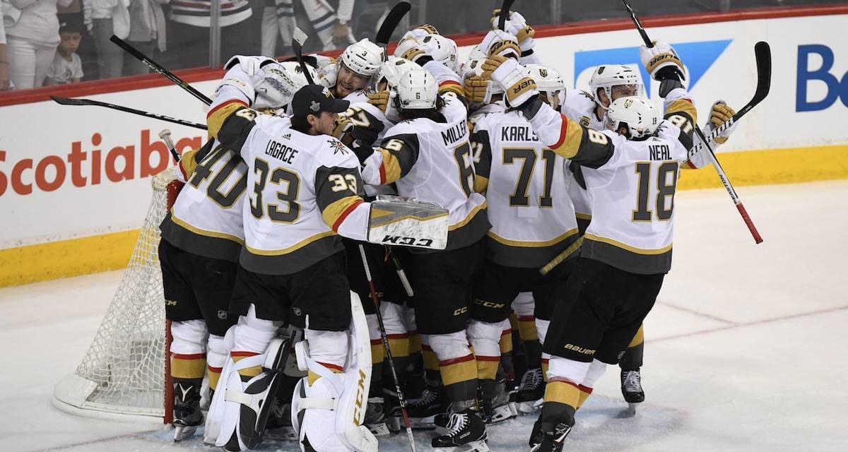 Does Vegas Really Deserve the Credit for their Cup Run?