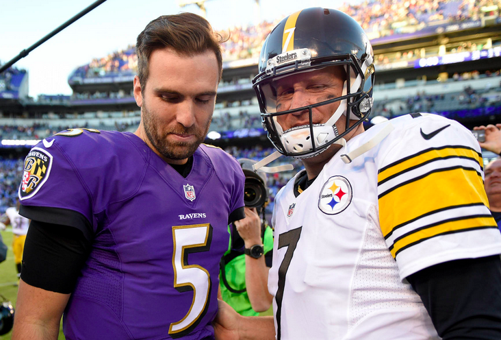 Why We Shouldn't Trash Big Ben and Flacco For Not Wanting to Mentor the Rookie QB's