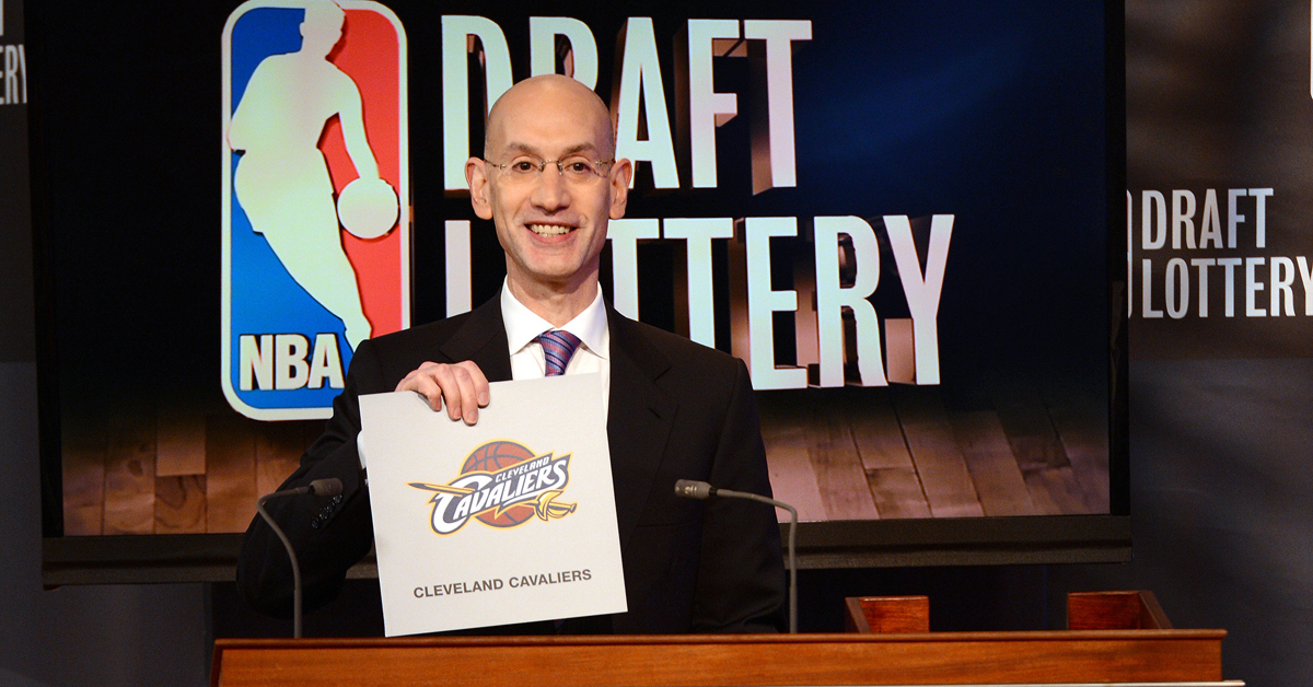 Tonight's Draft Lottery Will Decide Whether or not it is Fixed