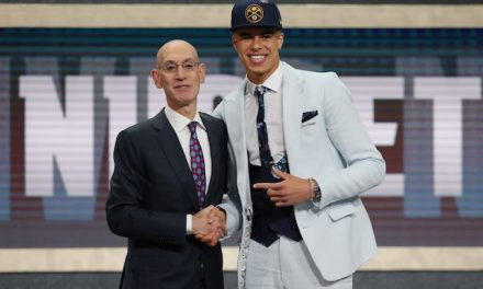 NBA Draft Highlights and Reaction